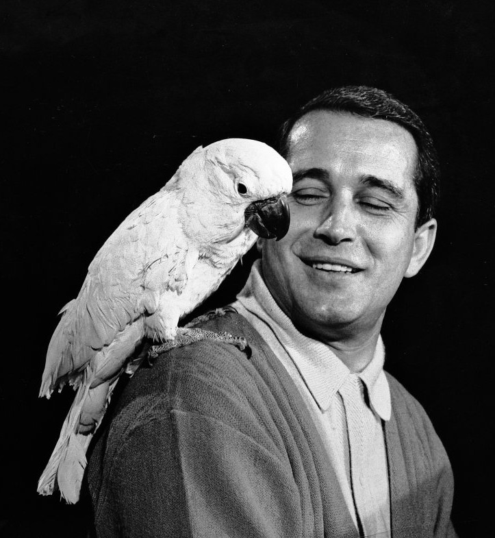 The Perry Como Show - NBC TV - Tony Karp