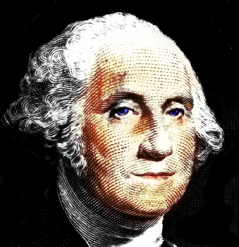 A tribute to George Washington by Tony Karp