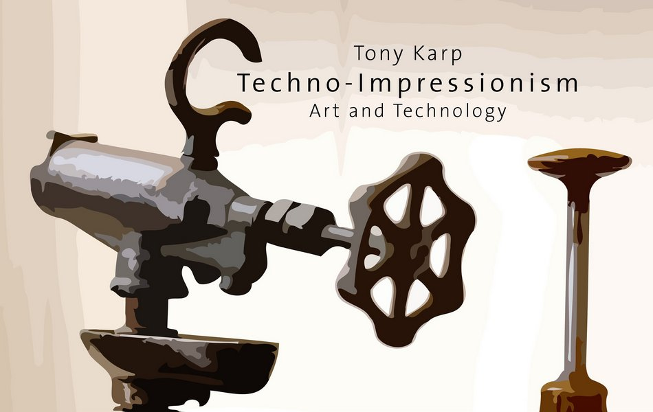 A book about my art - Tony Karp